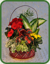 Yuletide Basket Large